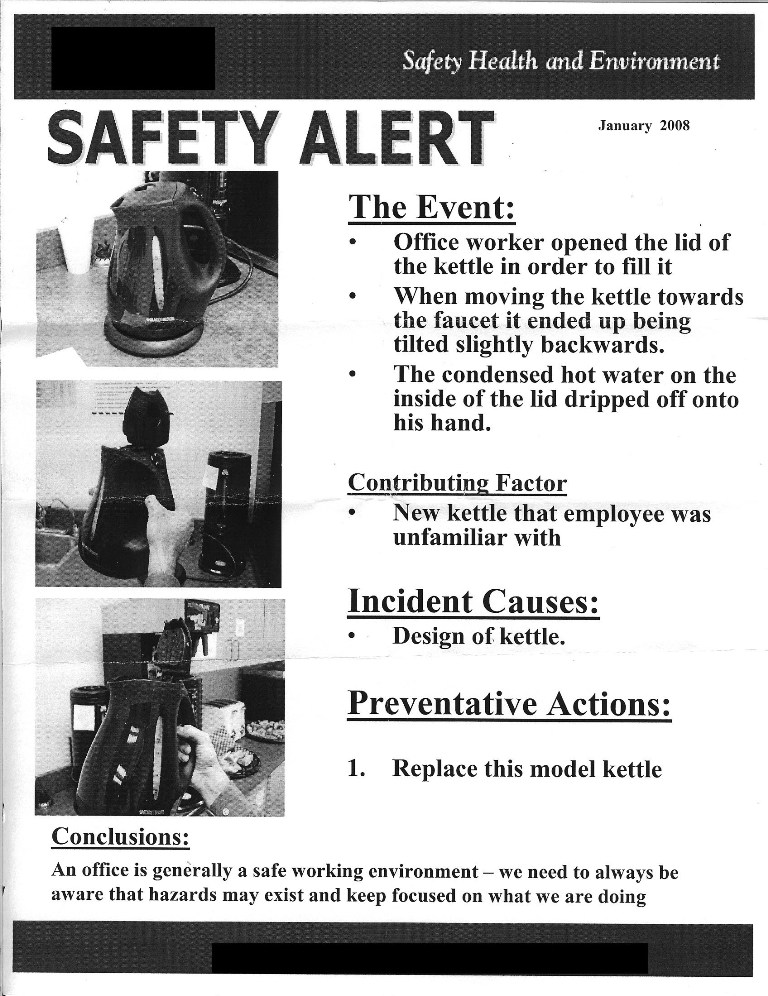 Office Safety Funny
