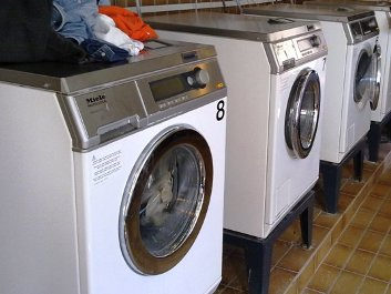 The hi-tech dryers in the Sogn Student Village