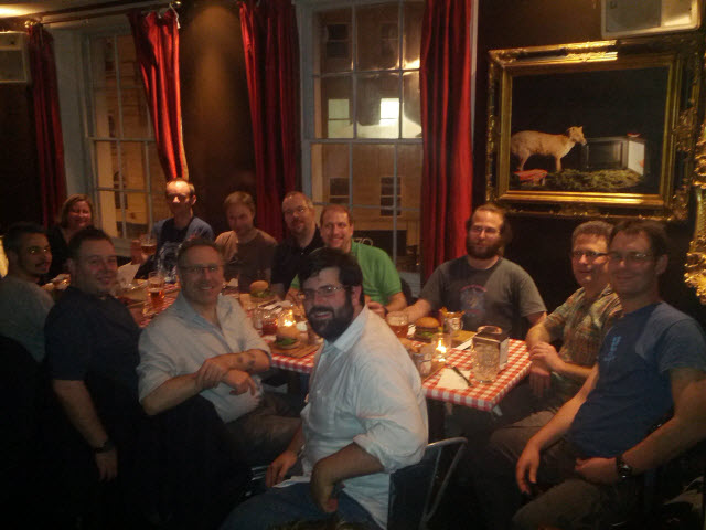 London and Amsterdam TDWTF Meet-ups